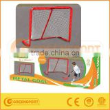 COLOR BOX PACKING HOCKEY GOAL FOR KIDS TRAINING
