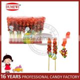 Sugar-coated Haws Shaped Chocolate Bean Toy Candy