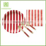 Birch Wood Disposable Biodegradable Cutlery