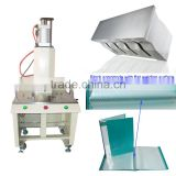 Ultrasonic Plastic Welding Machinery for photo album and file