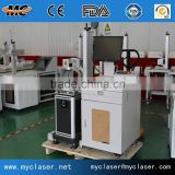 Hot sale 20w laser marking machine for engraving word