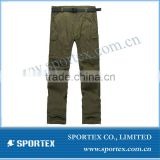 2014 new hiking pants for men, high quality mens camping pants, outdoor wear OEM