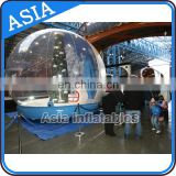 New Christmas Inflatable Snow Globe/ Funny Snow Globe/ Huge Snow Ball / Inflatable Chirstmas Decoration Balloon