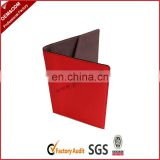 Red door card holder