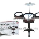 shantou cheng hai factory children electronic kids drum set with cheap price