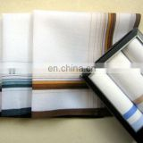 100% cotton men printed Handkerchief