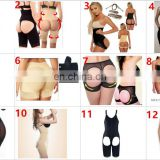 Perfect rubber men latex corset slimming body
