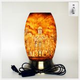 Desk lamp, creative lamp, decorative table lamp, LED table lamp, Jesus culture lamp (Jesus006)