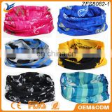 Woman Bandeau Multifunctional Magic Bandana Chest Wrap Headband