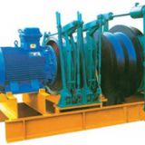 Promise rope winch transport system