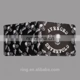 Avenged Sevenfold Purse New Designer Card Money Bags carteira Casual Leather Short Wallet