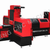CNC-802-6G CNC automatic copper aluminum busbar punching and shearing machine