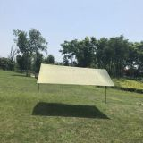 Outdoor Tarp 3X3M Camping Shelter Lightweight Taped seams Camping Tarp