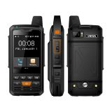 2.8 Inch Touch Screen 4G LTE Zello PTT Walkie Talkie Mobile Phone UNIWA F50