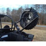 Polaris RZR XP 1000 spare wheel carrier