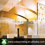 Luxury New Design cheap sound proof fabric partition walls