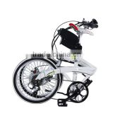 Chinese Mini folding electric bike, cheap electric folding bike wholesale
