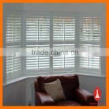 Curtain times Wooden Shutters And Blinds Office home window decorated                                                                         Quality Choice