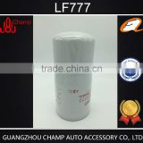 Wholesale advanced Auto Parts Lube Oil Filter LF777 for Toyota/Truck in lubrication system