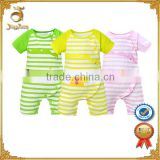China wholesale apparel 100% cotton children clothes for newborn baby
