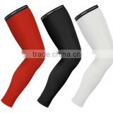 black compression bicycle leg warmer