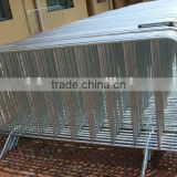 China supplier 2.1*1.1m / powder coated / hot dipped galvanized road safty barrier /barrier gate