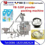 YB-520 machine manufacturers sesame paste package machine 2 function in one machine