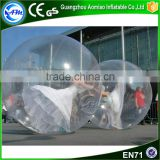 Giant inflatable transparent ball human hamster ball inflatable water walking ball rental for dancer                                                                                                         Supplier's Choice