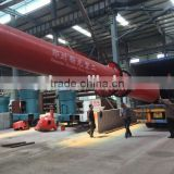 Biomass Hot Air Generator Connect With Rotary Kiln Dryer For Drying Raw Material For Sale