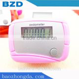 Cheap Bulk Wholesale Kids/Aged/Men/Women Step Counter for Promotional Pedometers /Pedoeter OEM/ODM Manufacturer