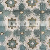 jacquard cotton bedding fabric