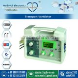 Compact Size Advance Transport Ventilator for Medical Use