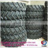 Irrigation system tires set