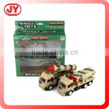 Model military friction vehicles set toys
