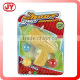 High quality plastic ball shooting gun for kids