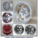 Black/Chrome/Sliver alloy aluminum wheel rim for car suv racing 4X4 with 18X7.00 18X8.00 18X8.50 18X9.50