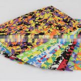 20*30,40*60,A4 size,1mm 2mm 3mm recycle eva sheet mixed color sheet/roll PE sample eva form sheet for shoe