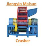 waste tyre recycling line rubber powder crusher whole tire pulverizer rubber block grinder tire wire machine rubber shredder