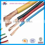 Low Voltage Copper Conductor single core different types of electrical cables                                                                                                         Supplier's Choice
