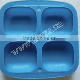 Summer cooling partner pop silicone ice tray