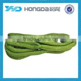 china supplier polyester double braided marine rope with spliced eye                                                                         Quality Choice