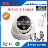 IR & White Array Leds Color Night Vision 1080P AHD Alarm Camera System for Home, Warehouse, Factory CCTV Camera