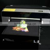 Hot sale A2 size plain t-shirt DTG printer textile finishing machine