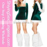 wholesale Adult Halloween Party Cheap sexy elf costume