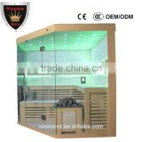 Dry steam sauna room from Guangdong factory