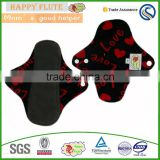 Happy Flute woman panti menstrual cloth pads wholesale sanitary pads private label best selling products                                                                         Quality Choice