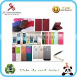 Moblie phone colorful PU leather case for iphone 6s case leather wallet leather case for iphone 6s case with card slots
