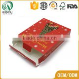 Promotional christmas gift packing spot color printing small gift boxes fancy gift box for sale                                                                                                         Supplier's Choice