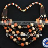 Newest Arrival Pure Yak Bone Handmade Beaded Necklace