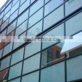 Real estate curtain wall best building materials with aluminum alloy interior wall design material